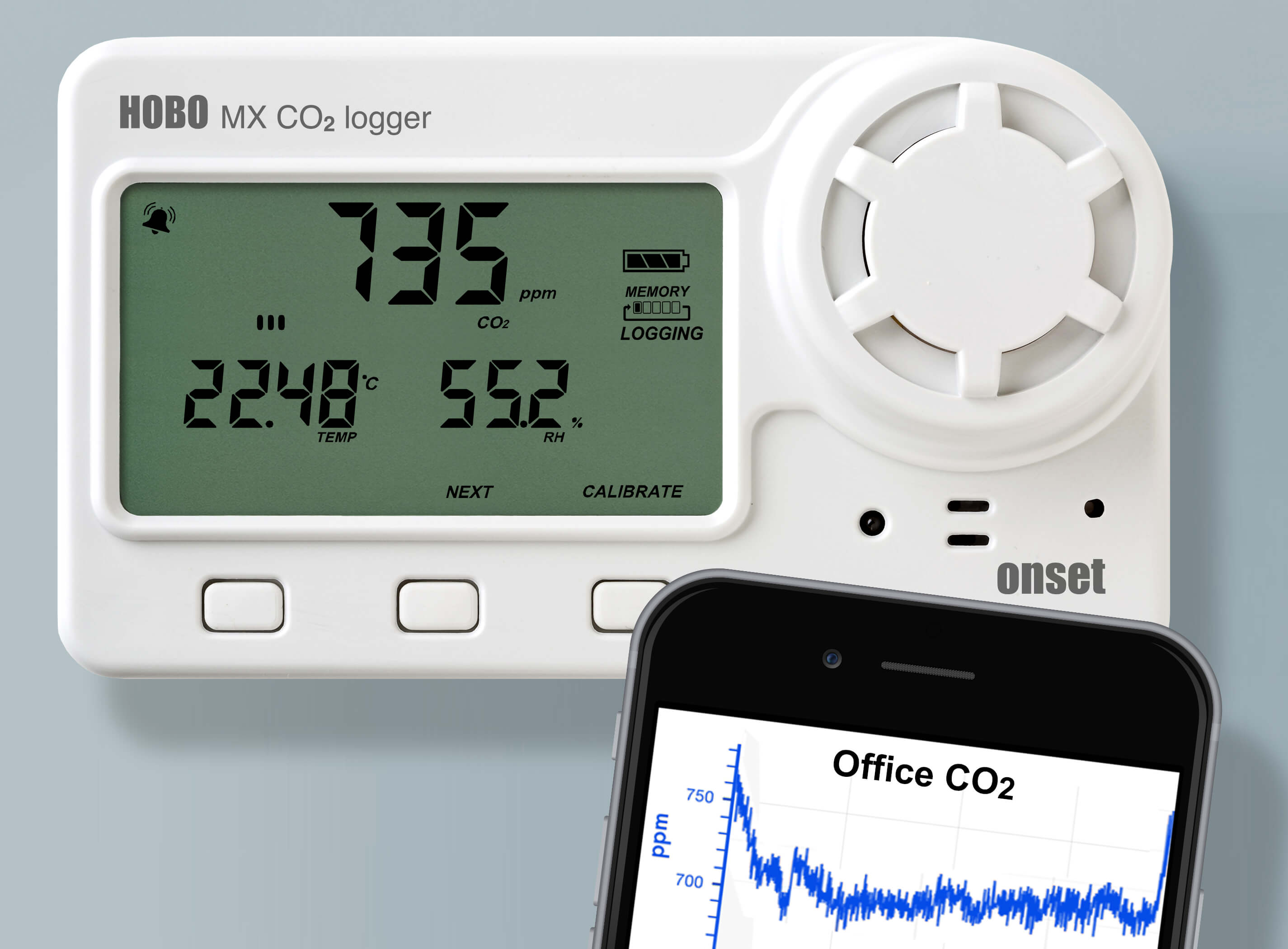 Electronic Water Meter Data Log : What is a data logger onset loggers