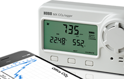 Onset Announces Bluetooth (BLE) CO2 Data Logger