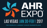 AHR 2017 - Air-Conditioning, Heating & Refrigerating Expo logo