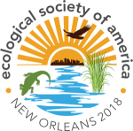 Ecological Society of America (ESA) 103rd Annual Meeting logo