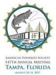 American Fisheries Society (AFS) 147th Annual Meeting logo
