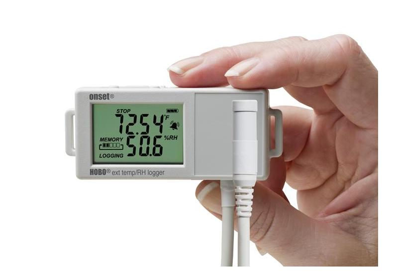 data logger temprature