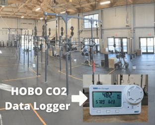 CNN Story About a Gym Owner Using HOBO Data Loggers to Monitor CO2 to Improve IAQ During COVID