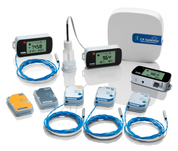 InTemp Monitoring Solutions designed for the storage and transportation of temperature-sensitive products