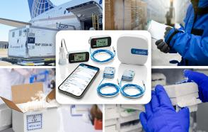 InTemp Solutions for COVID Vaccine Storage and Transportation Monitoring