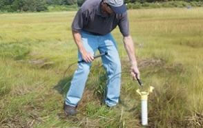 Groundwater Monitoring with HOBO Data Loggers
