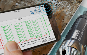 Working with the HOBO MX2001 Bluetooth Low Energy Water Level Logger