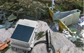 New HOBO Water Level and Flow Monitoring Station