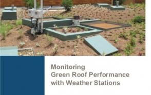 Monitoring Green Roof Performance with Weather Stations