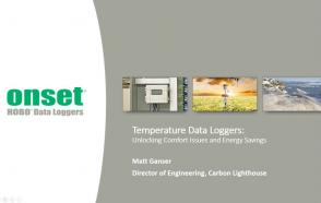 Temperature Data Loggers: Unlocking Comfort Issues and Energy Savings