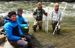 Monitoring Yellowstone's Watersheds to Create Sustainable Ecosystems and Forecast Environmental Changes