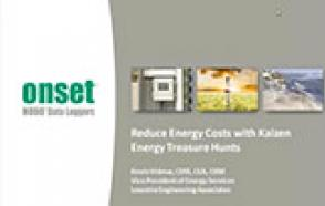 Reduce Energy Costs with Kaizen Energy Treasure Hunts