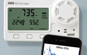 Introducing the HOBO CO2 Logger for Mobile Devices