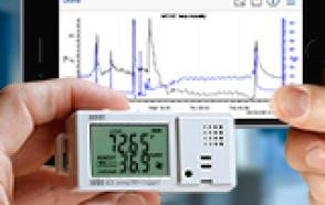 New HOBO Temp/RH Logger for Mobile Devices