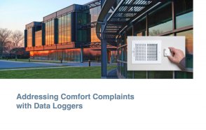 Addressing Comfort Complaints with Data Loggers