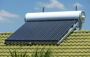 Monitoring Domestic Solar Hot Water Heating System Efficiency with Data Loggers