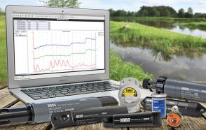 Monitoring Water Quality with HOBO Data Loggers