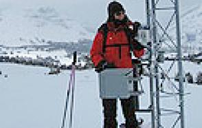 HOBO Weather Station Helps Keep Skiers Safe from Avalanches
