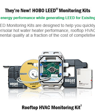 Rooftop HVAC Monitoring Kit